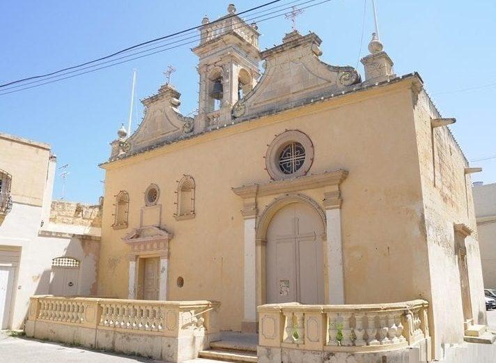 AX Holdings donates to restore Santa Lucia Chapel in Naxxar (3)