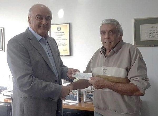 AX Holdings donates to restore Santa Lucia Chapel in Naxxar (5)