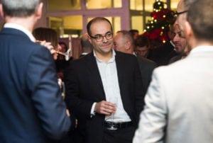Albert Bonello - CFO
