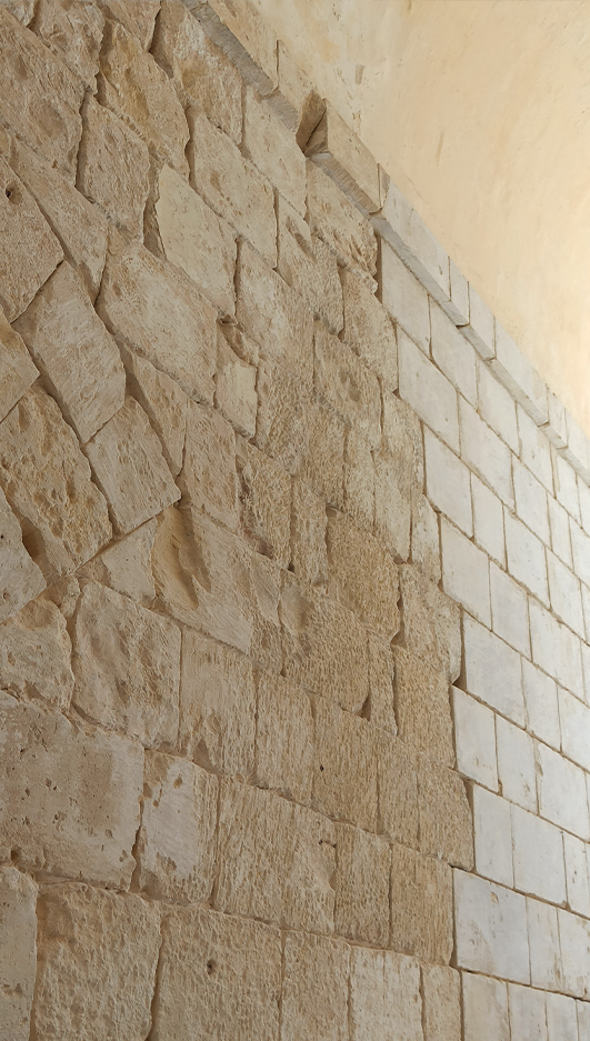 St Michael's Bastions Reconstruction